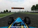 F1 Challenge 99-02 | Dando 2 voltas numa Renault em Indianápolis