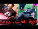 Katt Williams Fight Full The UNEDITED Video of Katt Williams vs 7th Grader. Katt Williams Tried to Avoid Confrontation.