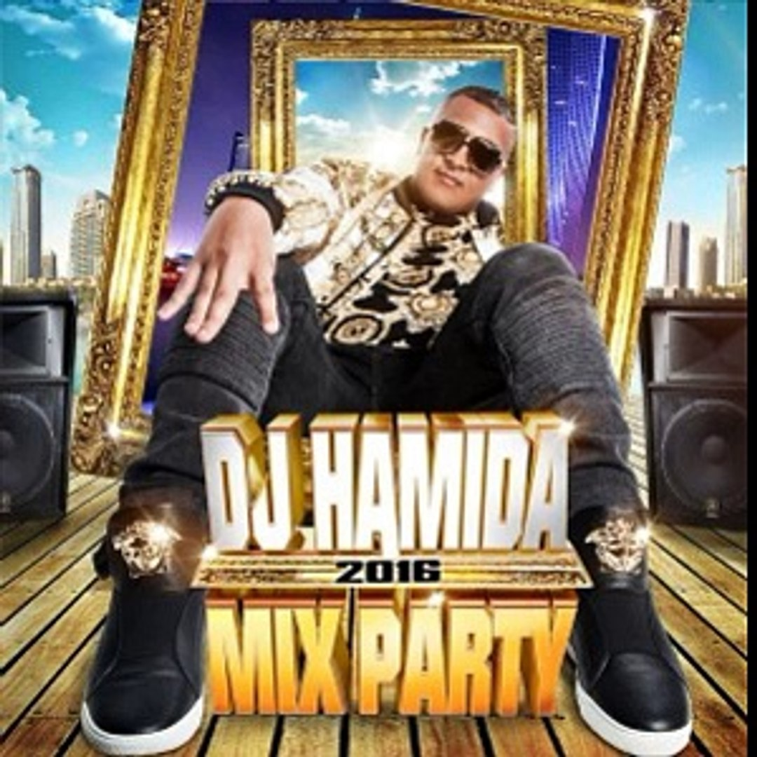 DJ Hamida – Marbella Feat Al Bandit //Mix Party 2016