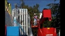Travaux de rénovation siège social d'Euralis Lescar