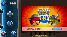 Angry Birds Star Wars 2 Rise of the Clones Bird Side 3 Star Walkthrough