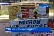 Tamaca celebra los 11 años de la Misión Sucre