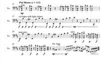 CELLO INVENTION 1 5 (original cello solo)