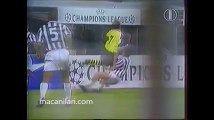 13.09.1995 - 1995-1996 UEFA Champions League Group A Matchday 1 Borussia Dortmund 1-3 Juventus