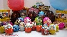 Sürpriz Yumurta Açma - #SYTV - 30 Sürpriz Yumurta izle - Yeni Oyuncak ve Sürpriz Yumurtalar