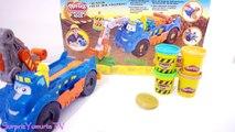 Play Doh Diggin Rigs Testereli Ağaç Kesme İş Makinesi Oyun Seti - Oyun Hamuru Türkçe Oyuncak Tanıtım