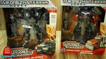 2 Transformers Oyuncak – Ironhide ve Optimus Prime Transformers Robot