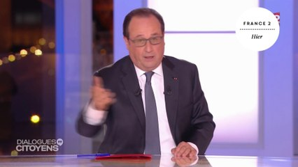François Hollande a-t-il encore de l'autorité ? - La Nouvelle Edition du 15/04 - CANAL+