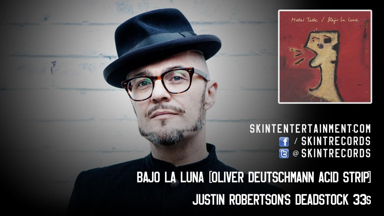 Justin Robertson's Deadstock 33s – Bajo La Luna (Oliver Deutschmann Acid Strip)