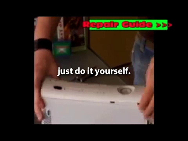 Como arreglar Xbox 360 Aros Rojos (Fix Xbox Red Ring Guide)