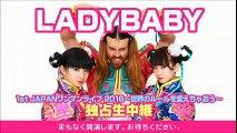 [WEB]LADYBABY...3rdシングル「蓮華チャンス!」リリース記念ミニライブ1/2....160415