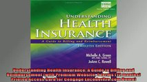 FREE PDF  Understanding Health Insurance A Guide to Billing and Reimbursement with Premium Website  DOWNLOAD ONLINE