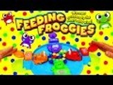 Disney   Feeding Froggies Game! Board Game Like Hungry Hippos Family Game Night