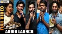 Supreme Audio Launch    Full Video    Sai Dharma Tej, Raashi Khanna, Varun Tej - Filmyfocus.com