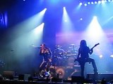 Nightwish : Bless the child, Live at Sotkamon Syke 2013 in Vuokatti, Finland
