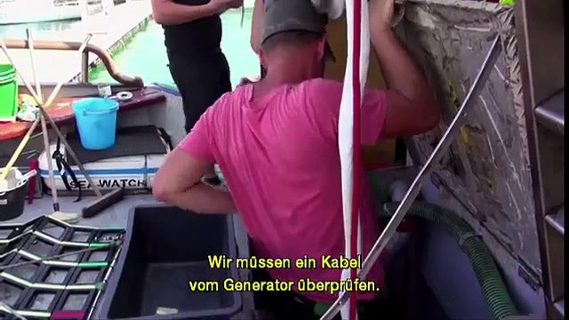 ARTE Doku - Sea-Watch saving people in the Mediterranean Sea [Subtitles ENG]