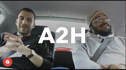 Une ride avec A2H