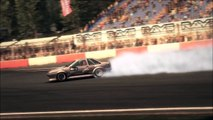Grid: Drifting at Okutama in the Toyota Corolla GT-S