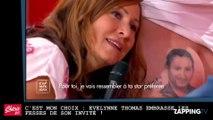 C'est mon choix : Evelyne Thomas embrasse les fesses de son invité ! (vidéo)