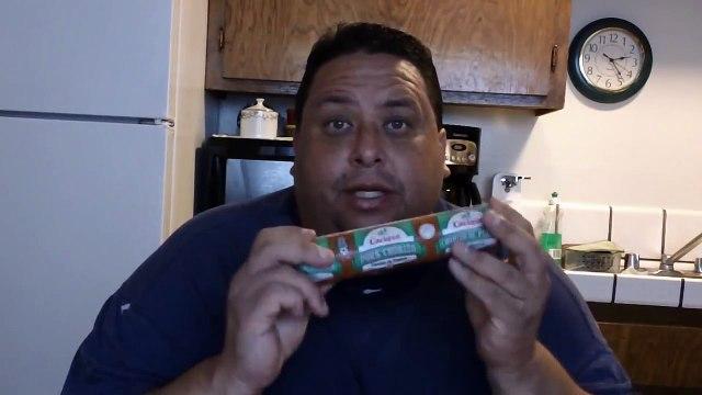 Joeys Food Challenge CHORIZO SAUSAGE (Reupload)