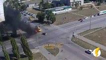 Most Shocking Car Crashes Car Accidents Horrible Car Crash Compilation HD (18)