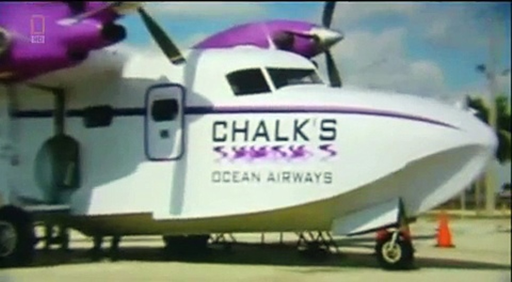 Air Crash Investigation Beach Crash (Chalk's Ocean Airways Flight 101) part  2