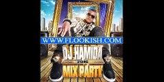 DJ Hamida - L'argent n'aime pas les gens  feat. Barack Adama & Lefa ( Mix Party 2016 )
