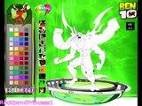 Ben 10 Ben Ten Omniverse Gameplay - Ben 10 Coloring Games - Ben Ten 10 Painting