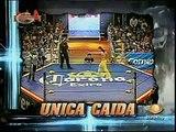 AAA-SinLimite 2009-05-18 Leon 02 AAA Cruiserweight Title Semi Final - Alan Stone vs. Laredo Kid