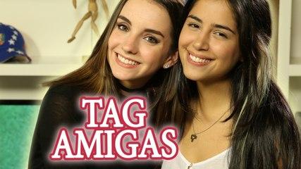 El tag de la amiga | Sweet Patilla