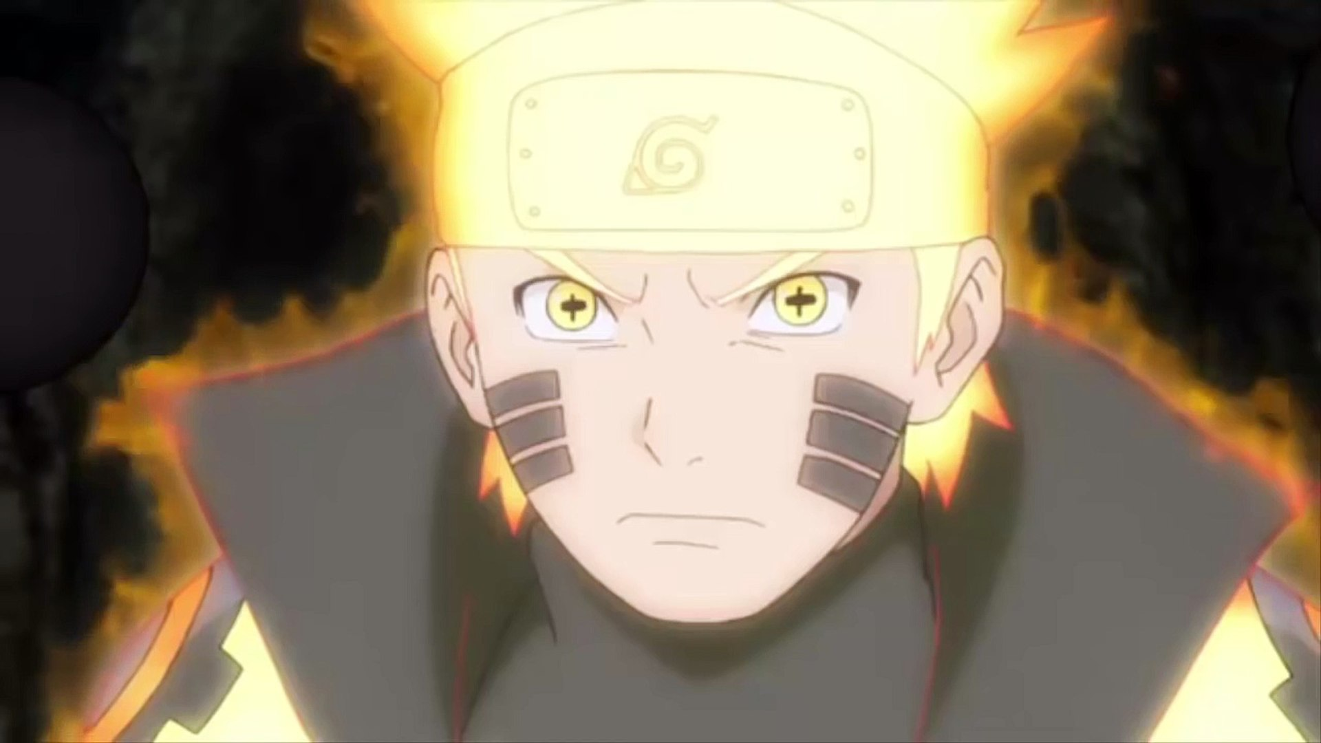 Naruto Six Paths Sage Mode Sasuke Rinnegan Vs Madara Amv Lie