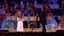 Opera singer Amira Willighagen and André Rieu live - O Mio Babbino Caro - full version HD