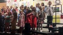 Kid Wins Talent Show Dancing to Michael Jacksons Billie Jean