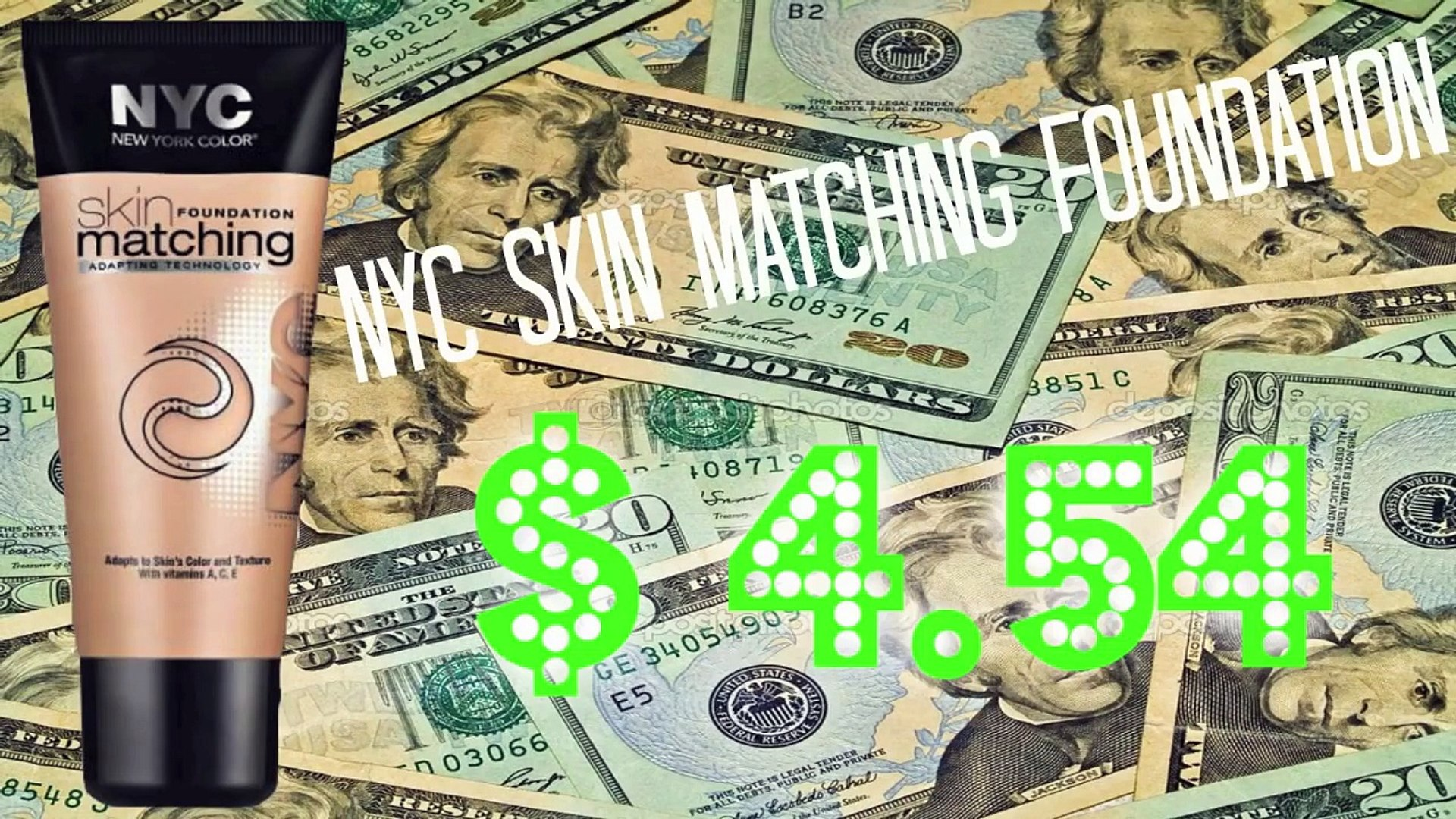 $20 Makeup Challenge Winter Edition!
