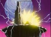 Goku si trasforma in super sayan di 4° livello per la prima volta ITA