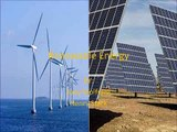 Renewable Energy versus Fossil Fuels