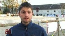 Concours national de dressage de chevaux : Le point (Vendée)
