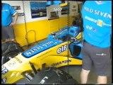 F1 2002 GP16 - USA Indianapolis - Qualifying