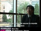 Interview Masi Oka (HEROES) pour Buzzline