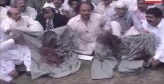 Old video of Asif Ali Zardari When Nawaz Sharif beat Him in Center Jail