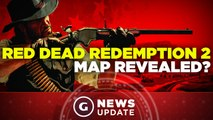 Is This Red Dead Redemption 2's World Map? - GS News Update
