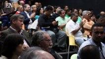 Antonio Ecarri bautizó el libro Un mandato ineludible, diálogo con Luis Beltrán Prieto Figueroa