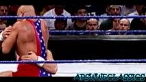 Undertaker & Kurt Angle Smackdown 2003 vs Brock Lesnar & John Cena