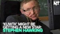 Stephen Hawking To Star On KUWTK?