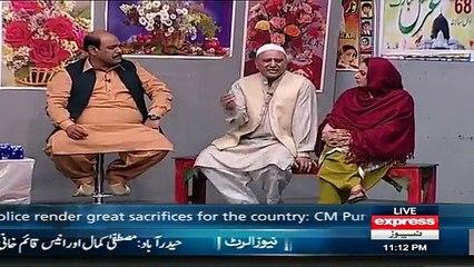 Khabardar with Aftab Iqbal on Express News – 15th April 2016