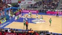 Basket - Euroligue - Quarts de finale : Vitoria fait le break