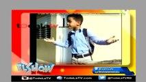 """LUIS ÁNGEL (EL NIÑO DEL FAMOSO VIDEO VIRAL ESCOLAR) SE ROBA EL """"SHOW"""" EN EL SHOW DEL MEDIODÍA- VIDEO"""