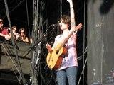 15/15 Tegan & Sara - Hugs From Tegan Who Almost Puked @ Austin City Limits, Austin, TX 10/12/12