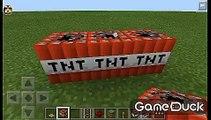 Ugliest Minecraft TNT Launcher Ever!