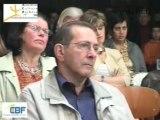 Conférence-débat, organisée à l'occasion du Printemps Berbère, par l'Association Culturel Berbère de Mulhouse (ACB 68 d'Alsace) - Débat sur l'identité berbère en France - avec des cadres de la CBF et de l'AJFB - 2ème partie